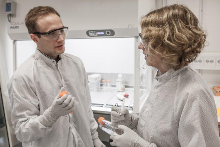 senzagen laboratorium