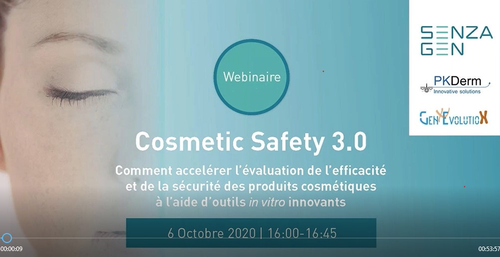 Cosmetic Safety 3.0 - Webinaire France Recording